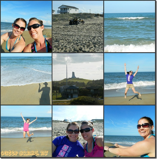 OBX collage