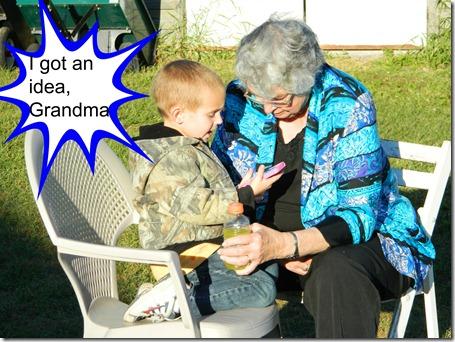 grandma aidyn