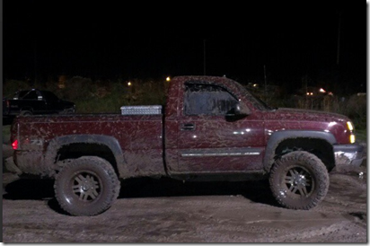 baby chevy muddy
