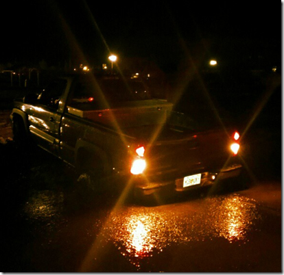 baby chevy stuck