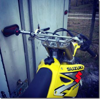 broke bike