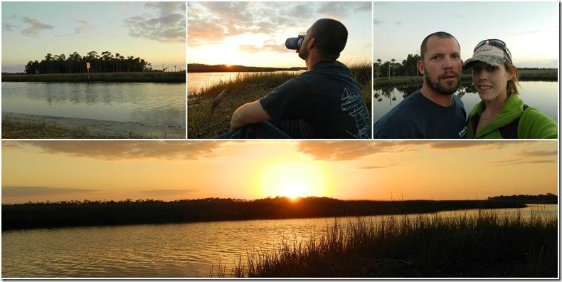 sunset JC 2